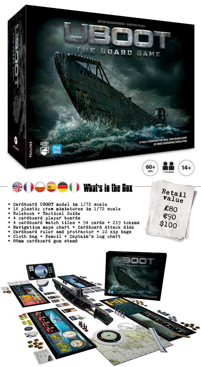 uboot game contents
