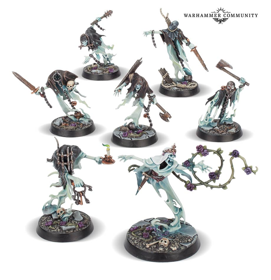 Nighthaunt Warband