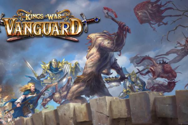 Vanguard Kings of War