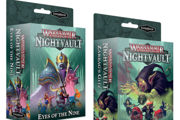 Eyes Of Nine and Zarbags Gitz Boxes