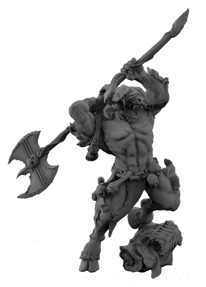 MR Raktagar - The Fire Forged Champion