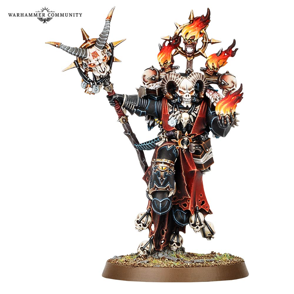 Chaos Sorcerer Reveal