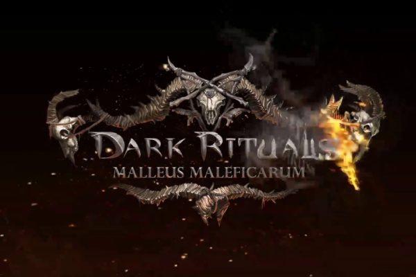 Dark Rituals Board Game