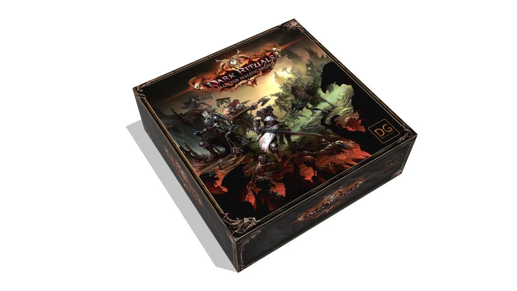 Dark Rituals box