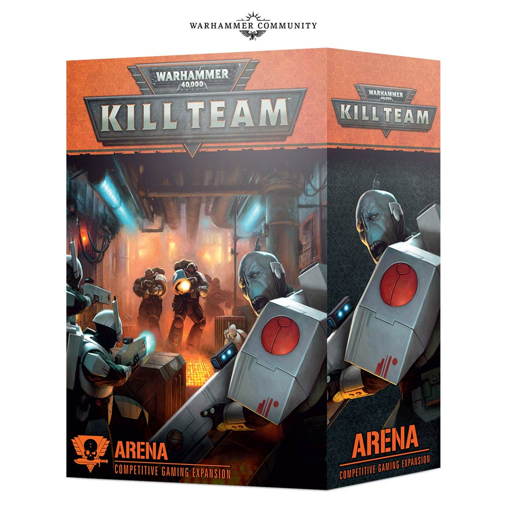 Kill Team Arena Box