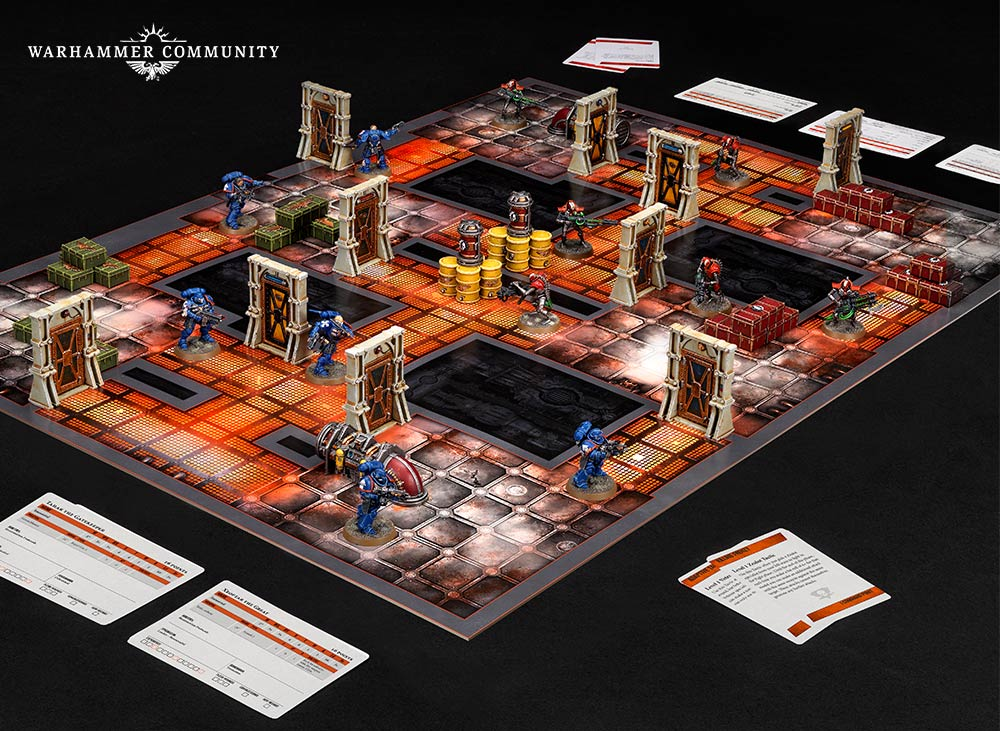 Kill Team Arena Game