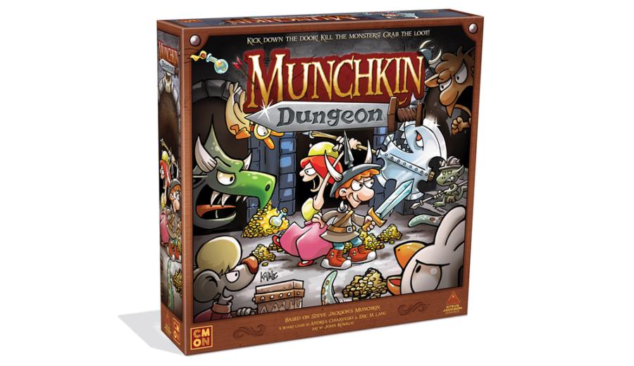 Munchkin Dungeon box