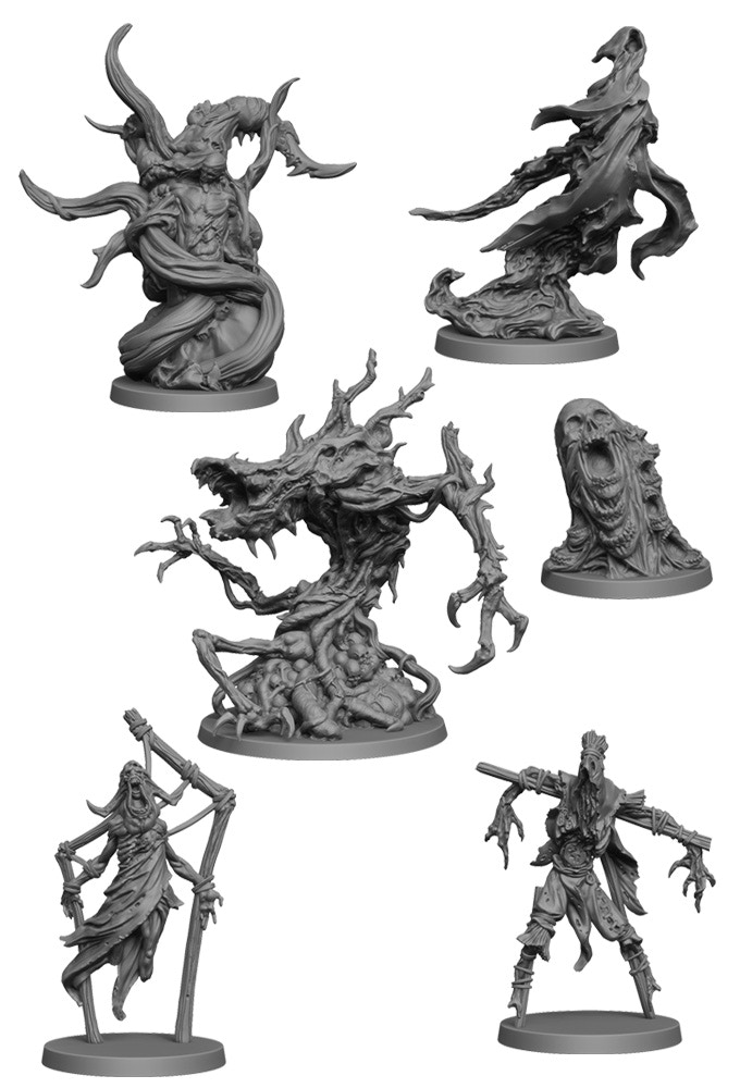 Dark Rituals - Creatures
