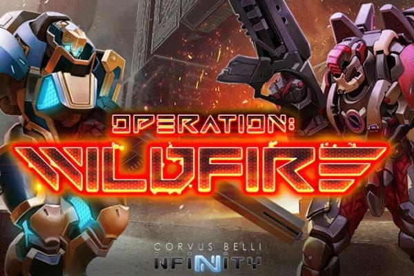 Operarion Wildfire Art