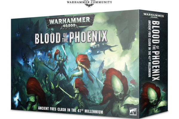 Blood of the Phoenix Set