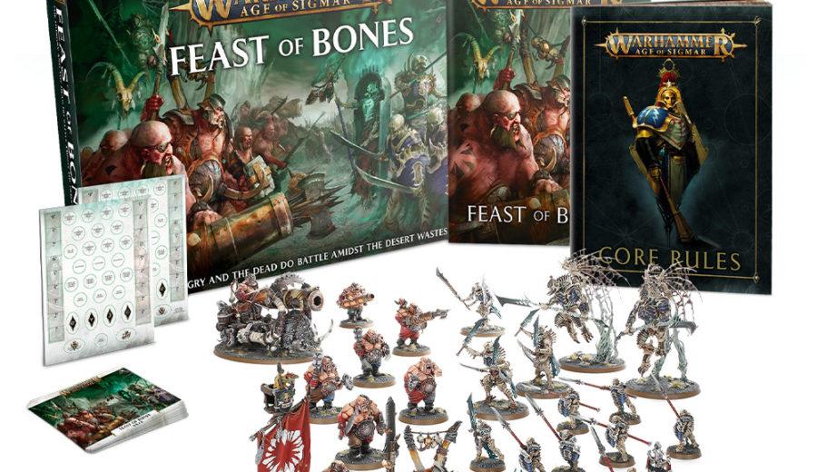 Feast of Bones Box