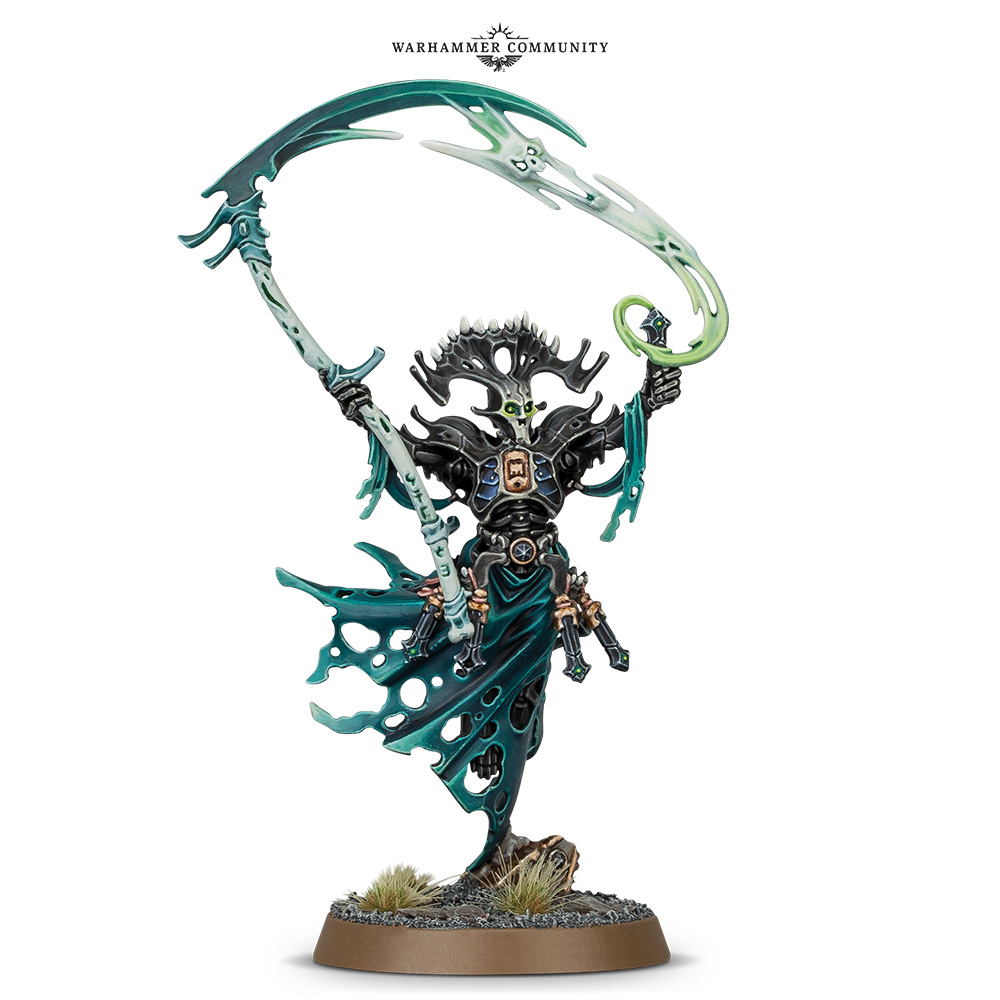 Mortisan Soulreaper