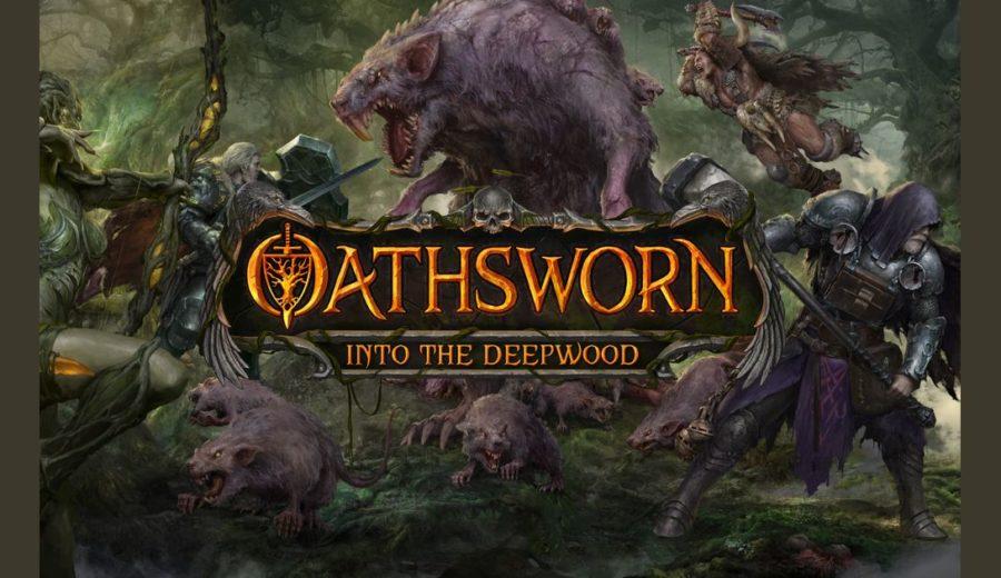 oathsworn Art