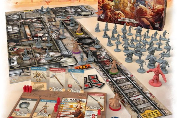 Zombicide dead or alive
