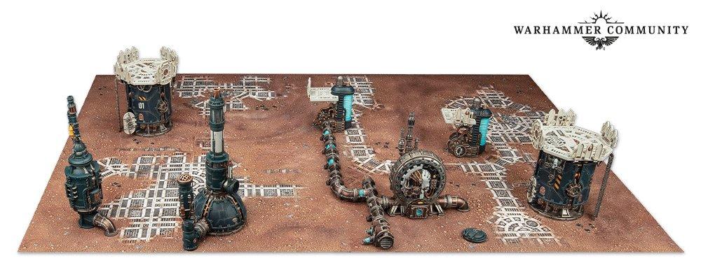 Battlezone Mechanicus – Charadon details