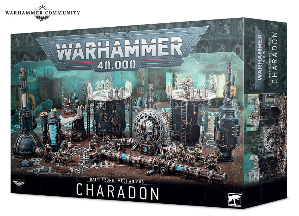 Battlezone Mechanicus – Charadon