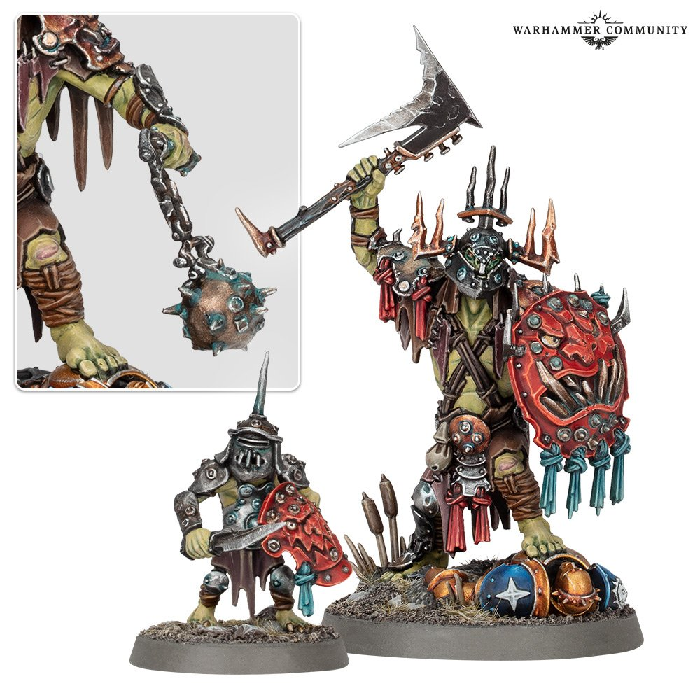 Killaboss with Stab-grot