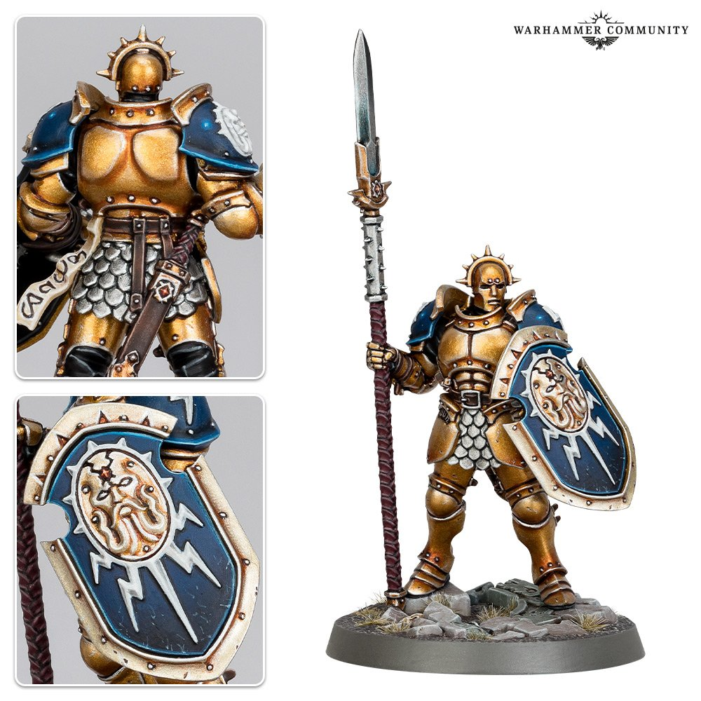 Stormcast Eternal Vindictors