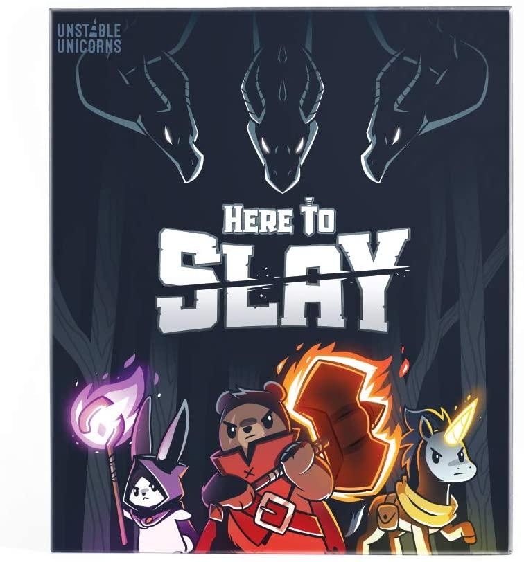 here to slay box